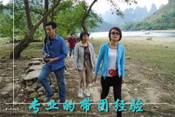 桂林阳朔导游小燕子